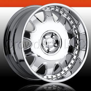 Foose Car Truck Wheel Rim Challenger 15x12 5 Lug