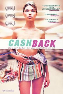 Cashback, New DVD, Sean Biggerstaff, Emilia Fox, Michelle Ryan, Erica