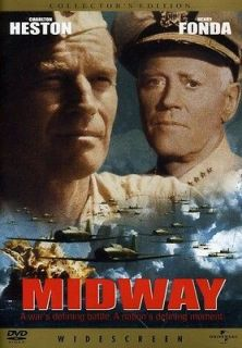 Midway [WS] [DVD New]