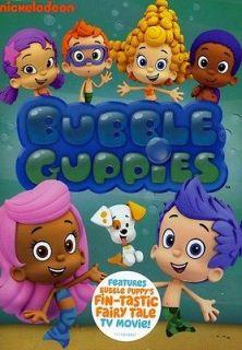 Bubble Guppies: Bubble Puppy [DVD New]