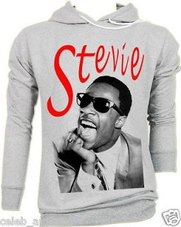 NWT Stevie Wonder Superstition Sir Duke I Wish Talking Book Hoodie