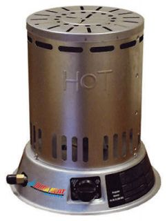 Dura Heat Convection Sty le 25,000 BTU LP Gas Heater