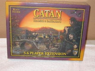 Settlers Catan Barbarians in Board & Traditional Games