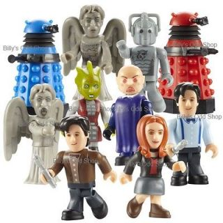 Doctor Who Series 1 Character Building Micro Figures YOU CHOOSE Lego