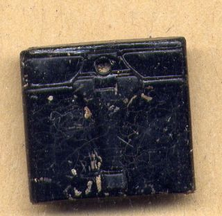 german wwii soldier s talisman miniature mess kit from poland