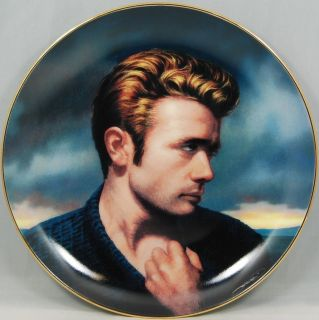 THE JAMES DEAN COLLECTION Res tless One Fine Porcelain Coll ector #2