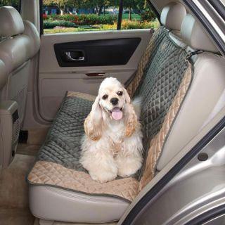 Guardian Gear Fairfield BENCH, SINGLE, HAMMOCK Dog Car Seat Cover
