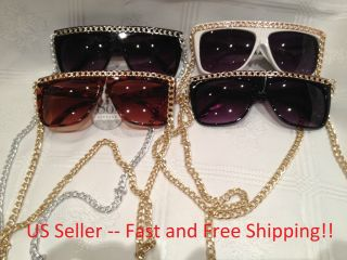 Chains Lady Gaga Jersey Shore Gold Silver NEW  USA