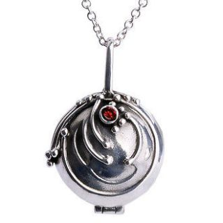 the Vampire Diaries Elenas Vervain Necklace A Silver plated Vintage