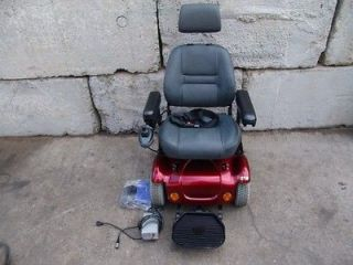RASCAL 318 ELECTRIC WHEEL CHAIR POWER CHAIR SCOOTER FACTORY REBUILT