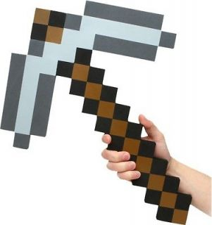 Minecraft Foam Pixel Sword Prop Replica Think Geek Gift Idea for Nerd