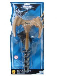 BRAND NEW Batman The Dark Knight Rises Grappling Hook Weapon Costume