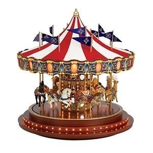 Mr. Christmas The Anniversary Carousel #79224 NIB