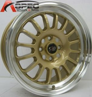 ROTA TRACK R 16X7 5X114.3 ET40 ROYAL GOLD RIMS WHEELS