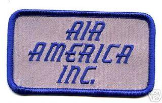 VIETNAM AIR AMERICA PATCH CIA AIR AMERICA BADGE PATCH