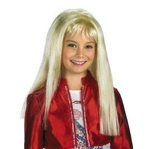 Disguise Hannah Montana Costume Wig Child 18786