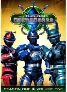 Big Bad Beetleborgs (DVD New)