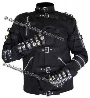 Michael Jackson World Tour History Jacket Pant Costume