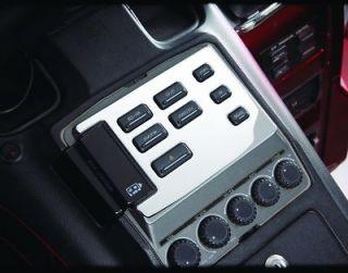 Honda GL 1500 Gold Wing GL1500 Goldwing   CHROME 8 button radio/stereo