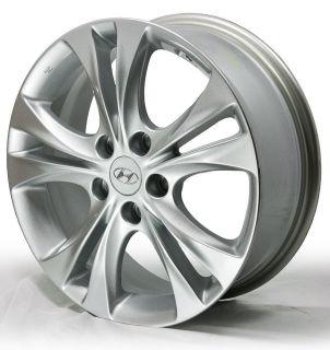 17 OEM Factory 2010 2013 Hyundai Sonata Wheels   17492 70803