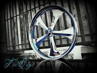 26 Inch Custom Motorcycle Wheel Rim 4 Harley Davidson