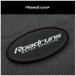 Rear Trunk Roadruns Emblem L For 09 11 Kia Forte Koup