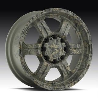 18 inch V tec 326 camo wheels rim 8 LUG CHEVY DODGE GMC