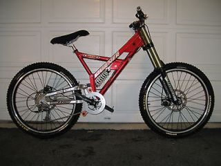 Newly listed LARGE TURNER DHR DOWNHILL RACE/FREERIDE BIKE