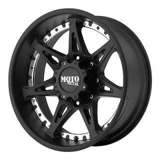 18x9 Moto Metal MO961 Black Wheel/Rim(s) 6x139.7 6 139.7 6x5.5 18 9