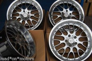 19 HAM DEEP DISH ALLOY WHEELS FITS VW VOLKSWAGEN TRANSPORTER T5 T32