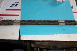 15 Moto Ski rubber track cleat 031281