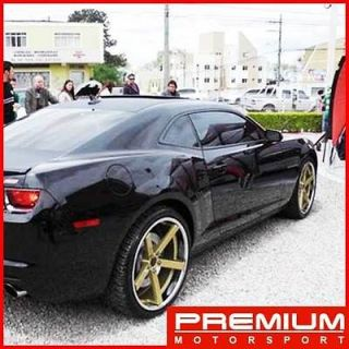 20 FORD MUSTANG GT CHEVY CAMARO GIOVANNA MECCA CONCAVE WHEELS RIMS