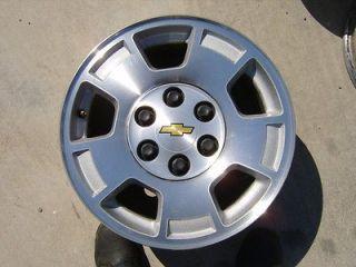 10 11 12 Chevy Silverado 1500 Suburban Tahoe 17 alloy wheel rim 6x5.5