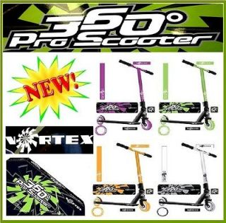 SLAMM FURY NEMESIS SHOCKWAVE PRO TRICK STUNT SCOOTER MASSIVE SALE! WAS