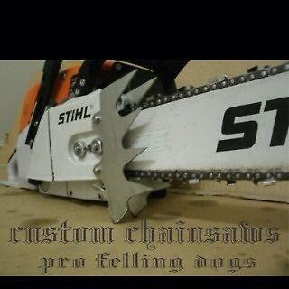 STIHL chainsaw felling dog bucking spike set 088 066 064 046 038 036