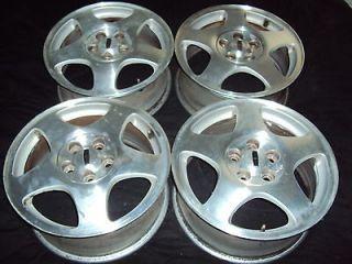 16 OEM Lincoln LS Factory OEM Rims Wheels stock 00 01 02