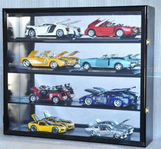 18 Scale Diecast Car Model Hotwheel Wall Display Case