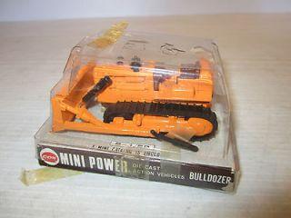 Shinei Cox Mini Power 1:52 scale Caterpillar Crawler dozer Tractor