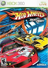 Hot Wheels Beat That Xbox 360, 2007