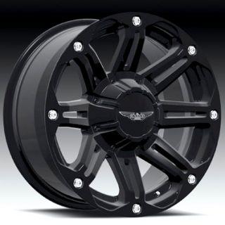 American Eagle 050 Wheels Rims 20x9 Fits Hummer H3 Escalade Tahoe Z71