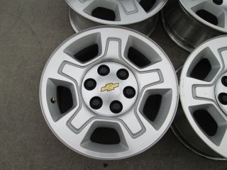 Suburban Tahoe Silverado Alalanch 1500 Factory Wheels Rims