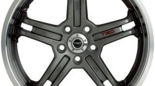 Scion XB 2008 2011 TRD Matte Black Alloy Wheels