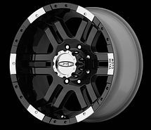 17 inch Jeep Wrangler JK x Rims Wheels 2007 2011 New