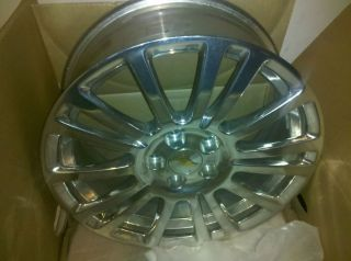Chevy Chevrolet Cruze Eco Wheels Rims 5x105 2011 2012