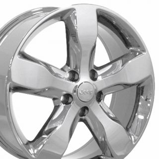 2011 13 Chrome Jeep Grand Cherokee Overland Summit Wheels Rims