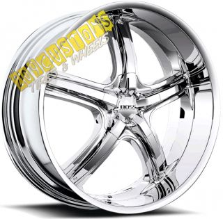 Wheels 333 Chrome Rims Tires 5x115 Chrysler 300 300C 2009 2010