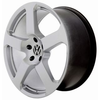 VW Volkswagen Touareg Toureg Silver Wheels Rims 2010 2011 2012