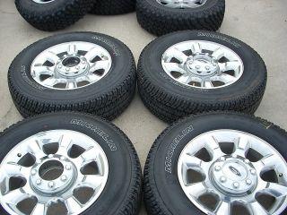 20 2011 Ford F250 F350 Wheels Tires Rims Polished 3844