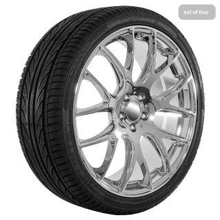 20 Jaguar 2009 s Type XK XJR XJ8 XF Chrome Wheels Rims and Tires