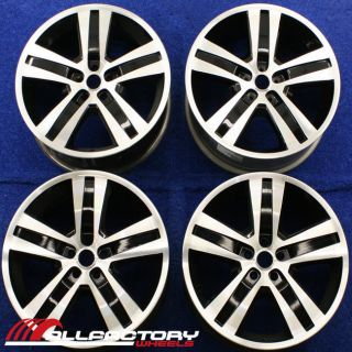 Dodge Nitro 20 2010 10 2011 11 2012 12 Factory Wheels Rims Set Four